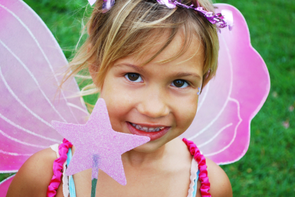 themed parties, magical fairies
