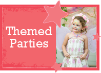themed children's parties